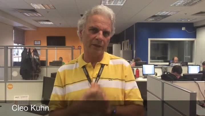 Após temporais, Cléo Kuhn fala sobre a previsão do tempo para os próximos dias no Estado