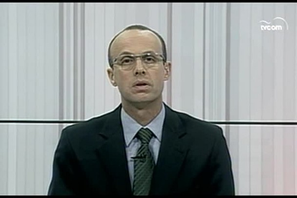 TVCOM Conversas Cruzadas. 1º Bloco. 16.12.15