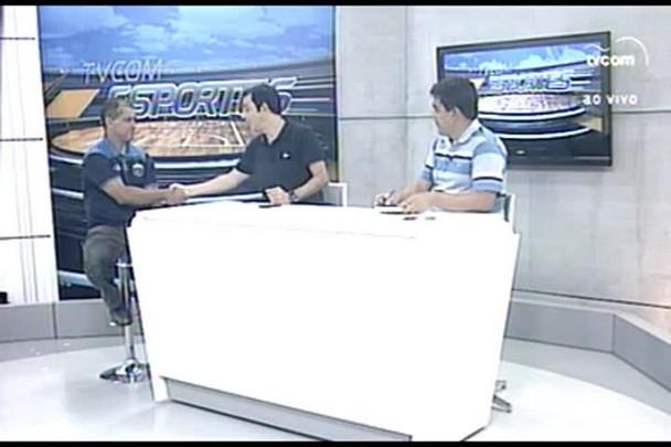 TVCOM Esportes. 2º Bloco. 06.01.16