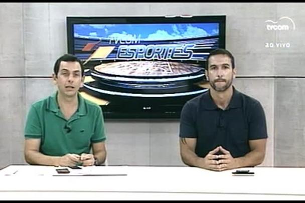 TVCOM Esportes. 3º Bloco. 17.02.16