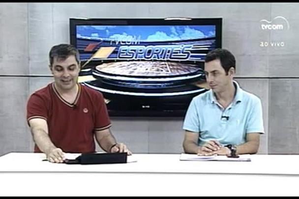 TVCOM Esportes. 3º Bloco. 19.02.16