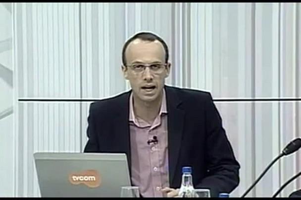 TVCOM Conversas Cruzadas. 4º Bloco. 10.03.16
