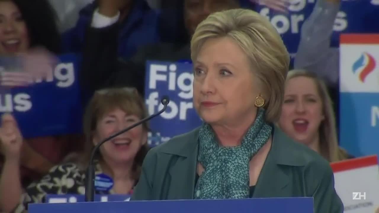 Clinton e Trump avançam nas primárias
