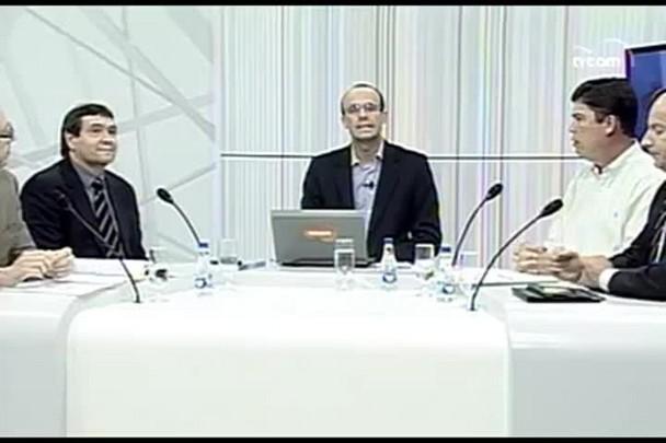 TVCOM Conversas Cruzadas. 2º Bloco. 01.04.16