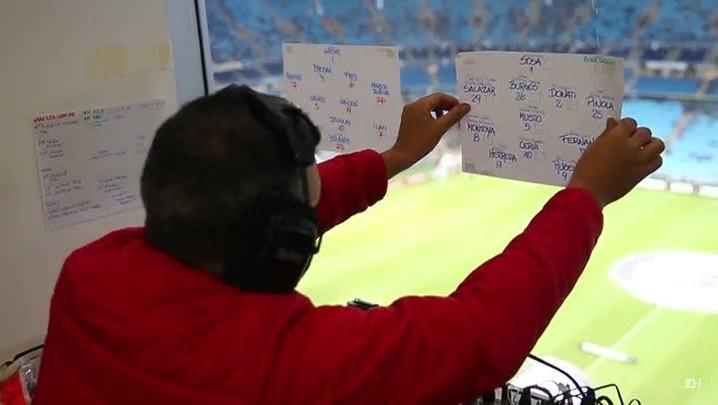 O duelo entre Grêmio e Rosario narrado por brasileiros e argentinos