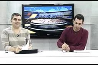 TVCOM Esportes. 2º Bloco. 26.05.16