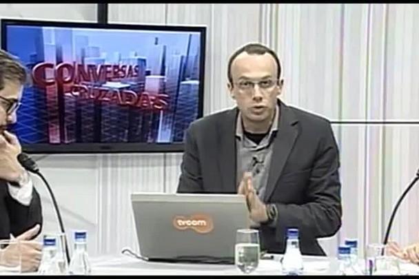 TVCOM Conversas Cruzadas. 2º Bloco. 06.06.16
