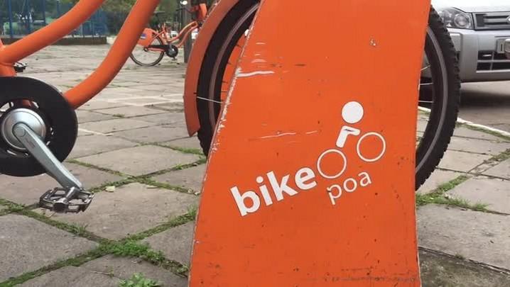 Atrasa instalação de novas estações do BikePoa