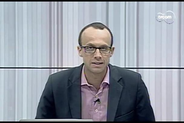 TVCOM Conversas Cruzadas. 1º Bloco. 20.09.16
