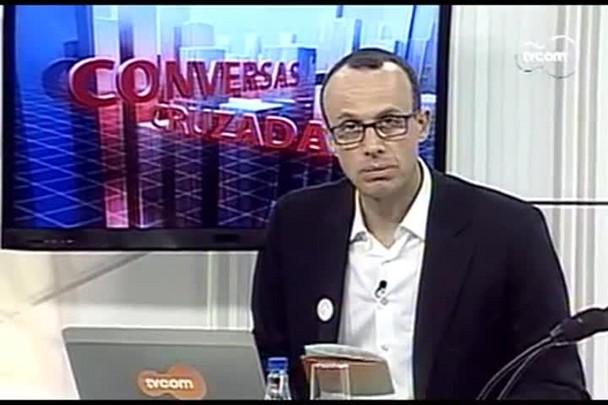 TVCOM Conversas Cruzadas. 3º Bloco. 12.10.16