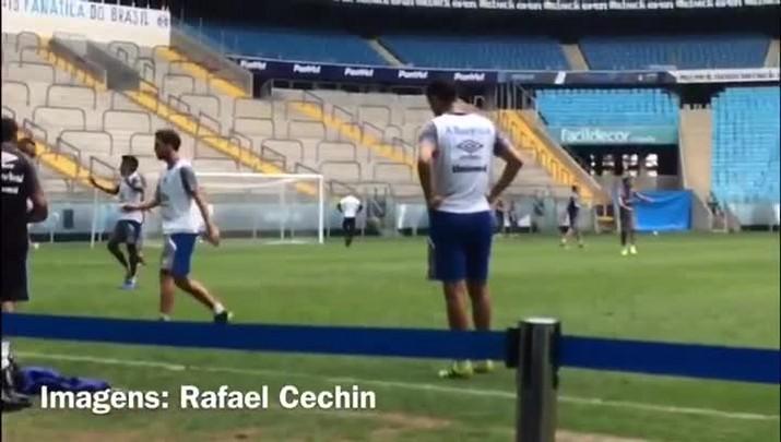 Kannemann e Pedro Rocha desfalcam o Grêmio contra o Passo Fundo