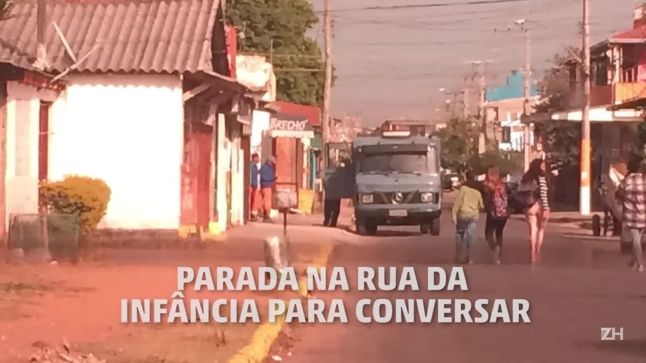 Equipe da Cootravipa paga pela prefeitura faz carreto para Alvorada