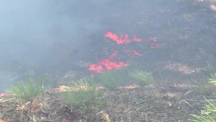 Dez mil evacuados por novo incêndio na França