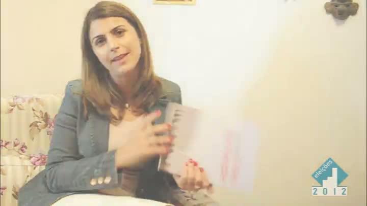 Três objetos, um candidato: Manuela d\'Ávila