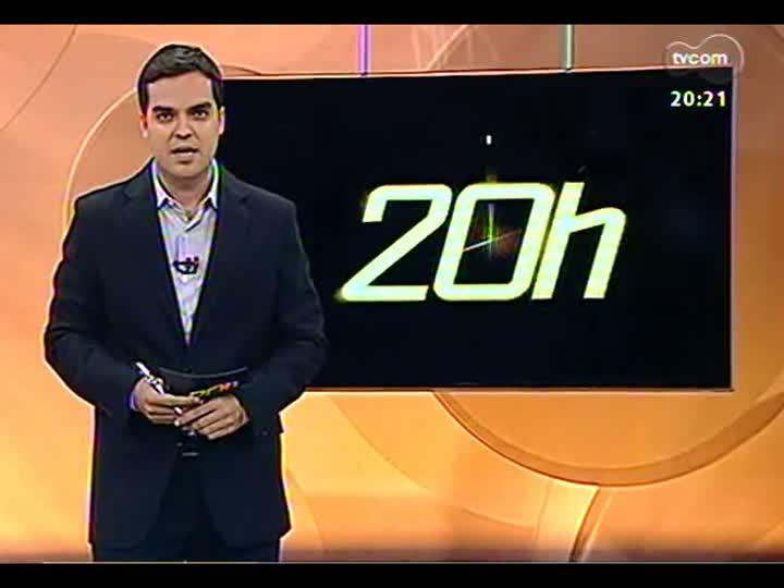 TVCOM 20 Horas - 14/12/12 - Bloco 3 - OAB e telefonia celular no RS: round 2