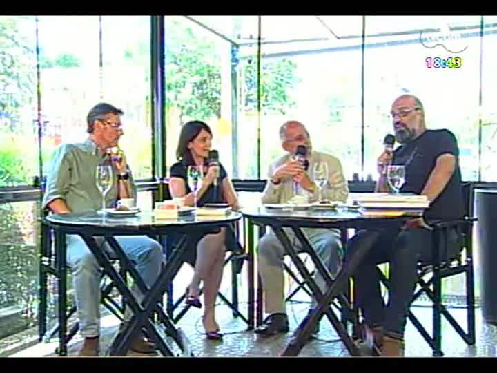Café TVCOM - 12/01/2013 - Bloco 4 - Produção audiovisual brasileira