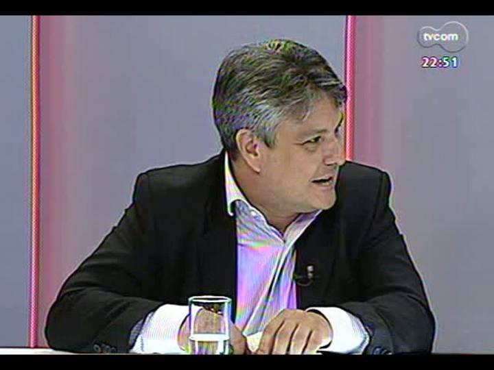 Conversas Cruzadas - Renúncia do Papa Bento XVI - Bloco 3 - 13/02/2013