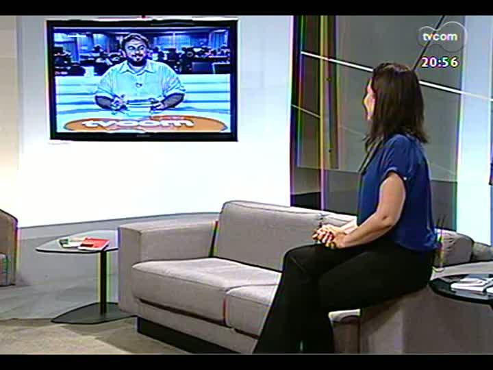 TVCOM Tudo Mais - Dicas de literatura com Carlos André Moreira