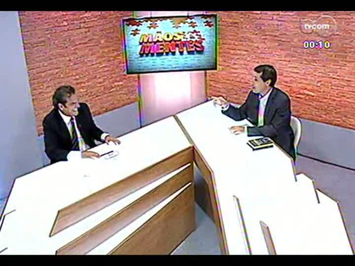 Mãos e Mentes - Mestre em Marketing e Negócios, Beto Carvalho - Bloco 4 - 26/02/2013
