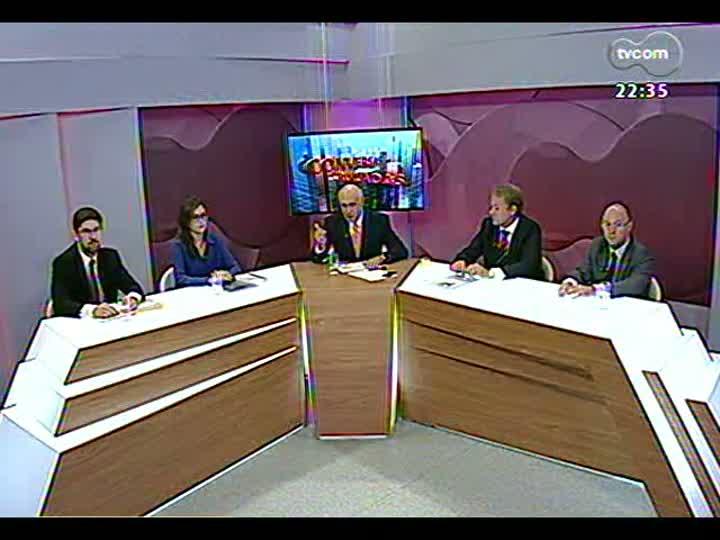 Conversas Cruzadas - O que é possível fazer para agilizar o pagamento de precatórios que estão na fila de espera do Estado - Bloco 2 - 28/02/2013