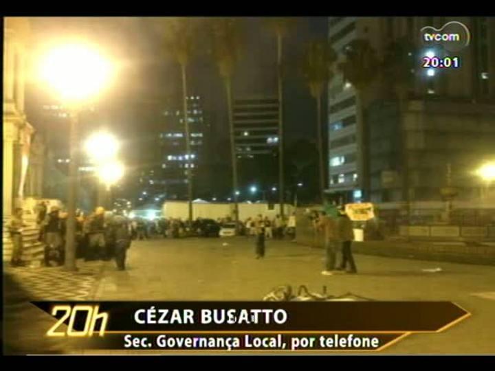 TVCOM 20 Horas - Pontos facultativos em Porto Alegre devem ser modificados - Bloco 1 - 27/03/2013