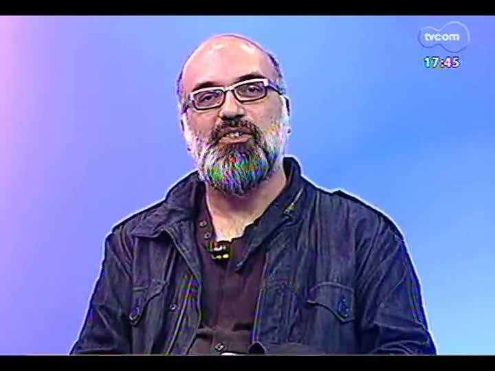 Programa do Roger - Tudo sobre a programação da 6ªFestiPOA Literária - bloco 1 - 15/04/2013