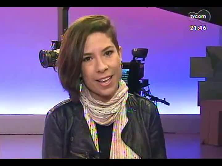 TVCOM Tudo Mais - Confira o recado que a filha do Raul Seixas, Vivi Seixas, deixa aos telespectadores do programa