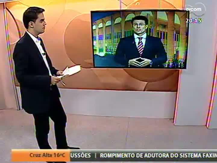 TVCOM 20 Horas - Saiba o que virá ao RS do maior Plano Safra já anunciado no país - Bloco 2 - 04/06/2013