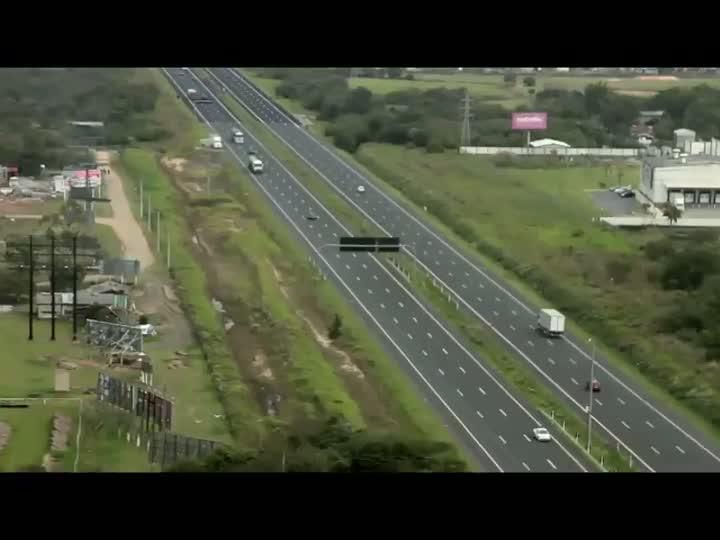 Concepa propõe construção de quarta faixa na Freeway entre Porto Alegre e Gravataí. 25/06/2013