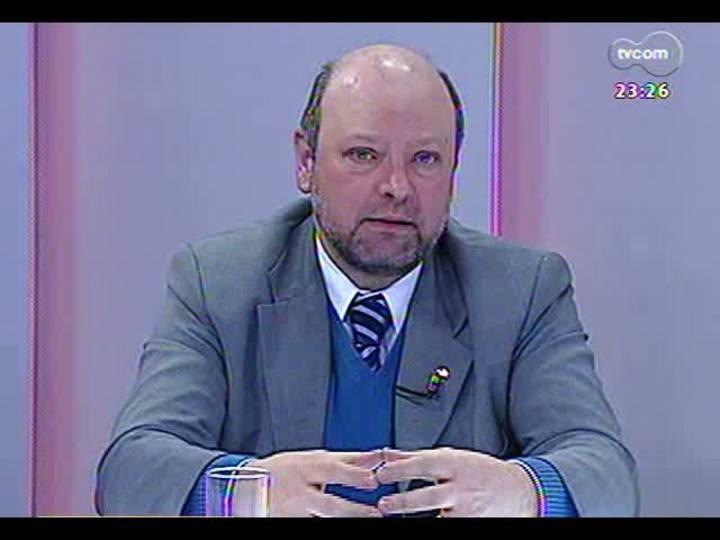 Conversas Cruzadas - Avaliação do que está acontecendo de novo em Brasília com o resultado do clamor popular - Bloco 4 - 27/06/2013