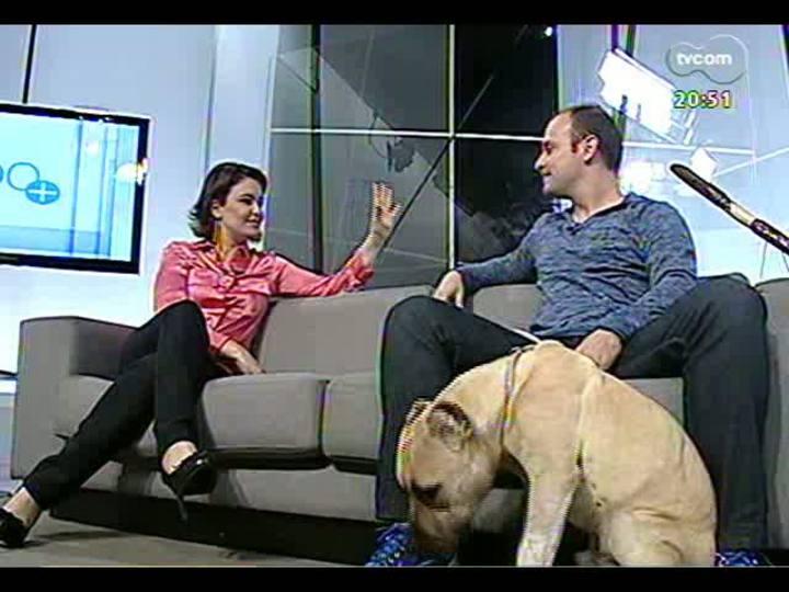 TVCOM Tudo Mais - Entenda como é o trabalho de um psicólogo canino