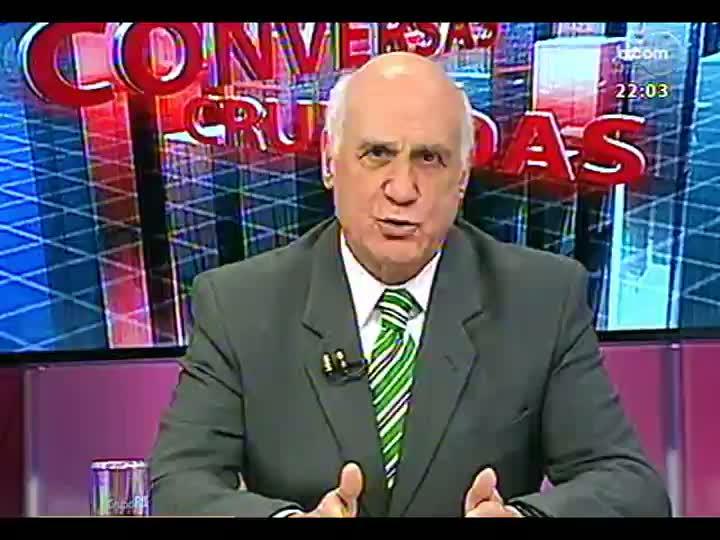 Conversas Cruzadas - Debate sobre a falta de mão de obra qualificada - Bloco 1 - 08/08/2013