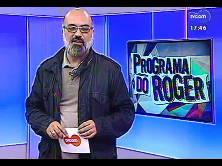 Programa do Roger - Confira um bate papo e a música do Projeto Antenório - bloco 1 - 21/08/2013
