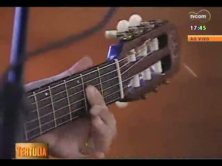 Tertúlia - Um bate papo e a música de Daniel Torres - bloco 1 - 29/08/2013