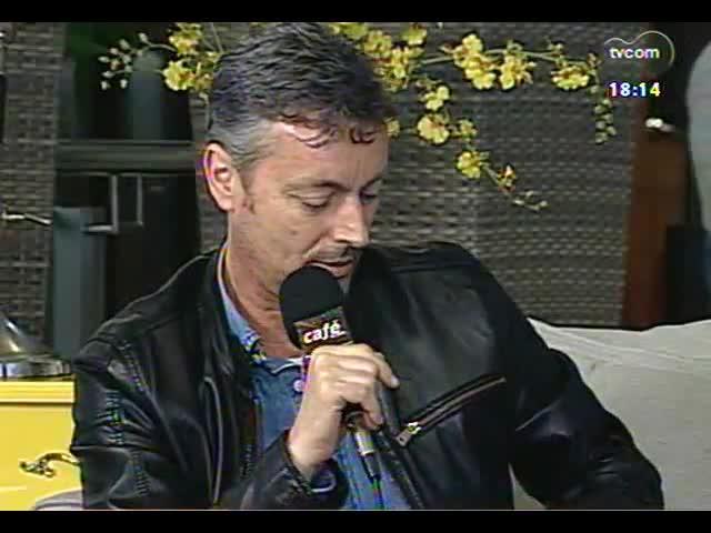 Café TVCOM - Grandes vozes da época de ouro do rádio e clássicos da literatura - Bloco 2 - 30/09/2013