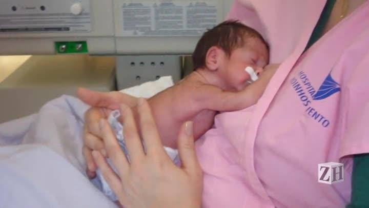 SLIDESHOW: Pai relata os 51 dias da filha prematura na UTI neonatal