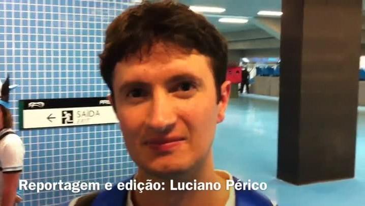 Gigante das arquibancadas - A torcida falou sobre essa vaga tricolor na Libertadores - 01/12/2013