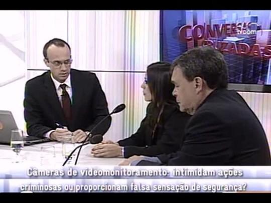 Conversas Cruzadas - Eficiência nas câmeras de videomonitoramento 3ºbloco - 29/11/13