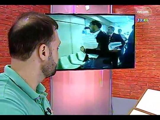 Mãos e Mentes - Delegado responsável pelo inquérito no caso da Boate Kiss, Marcelo Arigony - Bloco 2 - 17/12/2013
