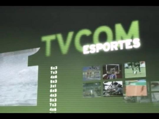 TVCOM Esportes - 1o bloco - Entrevista William Mateus - 26/12/2013