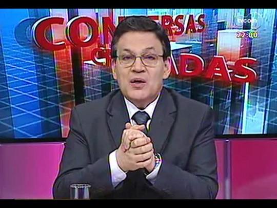 Conversas Cruzadas - Prefeito José Fortunati faz balanço de 2013 e fala das expectativas para 2014 - Bloco 1 - 27/12/2013