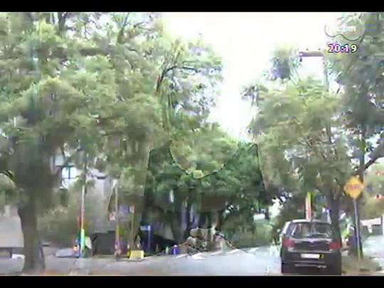 TVCOM 20 Horas - Como está o trabalho de avaliação das árvores da cidade? - Bloco 3 - 03/12/2013