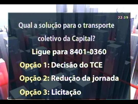 Conversas Cruzadas - Debate sobre o transporte público em Porto Alegre - Bloco 2 - 03/02/2014