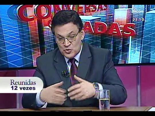Conversas Cruzadas - Debate sobre os projetos de lei sobre o crime de desordem e sobre terrorismo - Bloco 4 - 12/02/2014