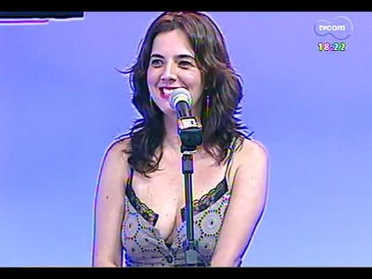 Programa do Roger - Vanessa Longoni - Bloco 4 - 13/02/2014