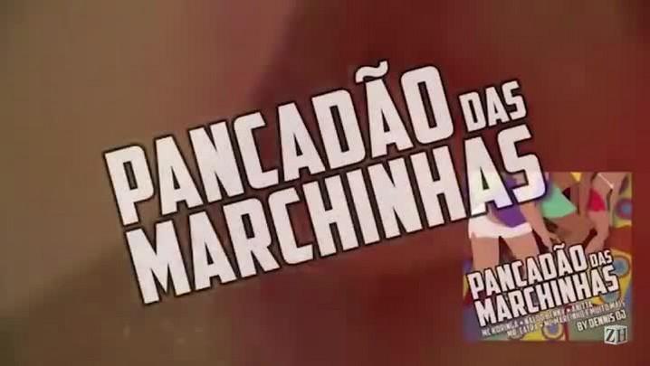 """O \""""Pancadão das Marchinhas\"""" invade o Carnaval"""