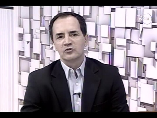 Conexão TVCOM - Cenário Político 2014 - 07/04/14