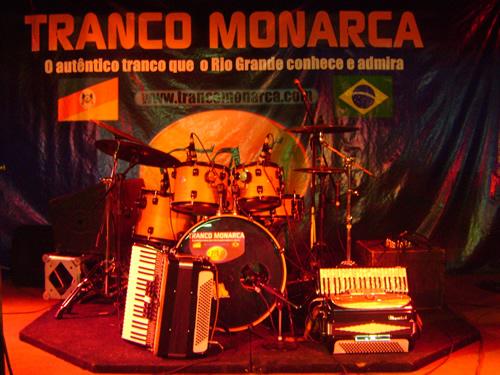 Ouça um trecho da música Patrão de Bombacha do grupo Tranco Monarca