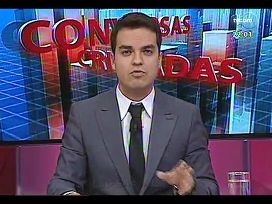 Conversas Cruzadas - Debate sobre a legalização da maconha no Uruguai - Bloco 1 - 08/05/2014