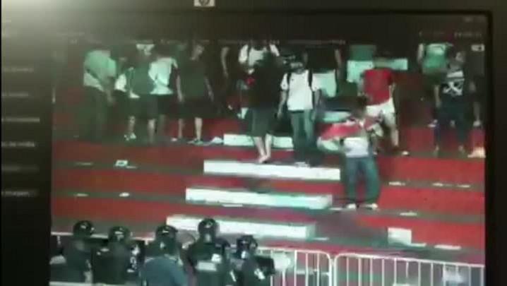 Dois indiciados por tumulto no Tesourinha respondem por outros atos de vandalismo. 04/06/2014